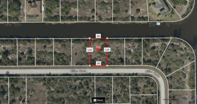14790 Lillian Circle, Port Charlotte, FL 33981 (MLS #A4440575) :: Cartwright Realty