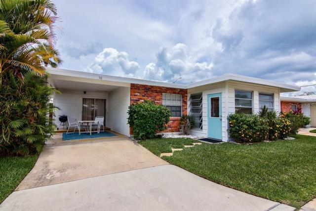 6020 Midnight Pass Road #56, Sarasota, FL 34242 (MLS #A4440599) :: CENTURY 21 OneBlue