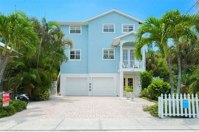 113 3RD Street S, Bradenton Beach, FL 34217 (MLS #A4440609) :: Griffin Group