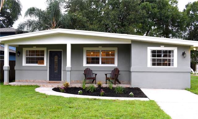 918 W Fribley Street, Tampa, FL 33603 (MLS #A4440883) :: Jeff Borham & Associates at Keller Williams Realty