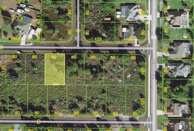 22499 Joanne Avenue, Port Charlotte, FL 33954 (MLS #A4440884) :: The Duncan Duo Team