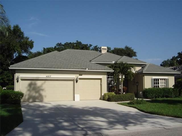 4807 Carrington Circle, Sarasota, FL 34243 (MLS #A4440912) :: The Brenda Wade Team