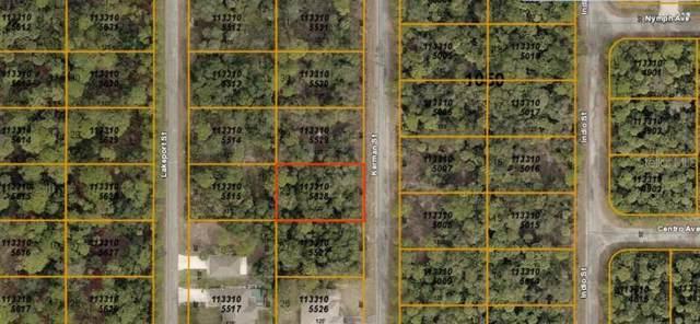 Kerman Street, North Port, FL 34288 (MLS #A4441001) :: White Sands Realty Group