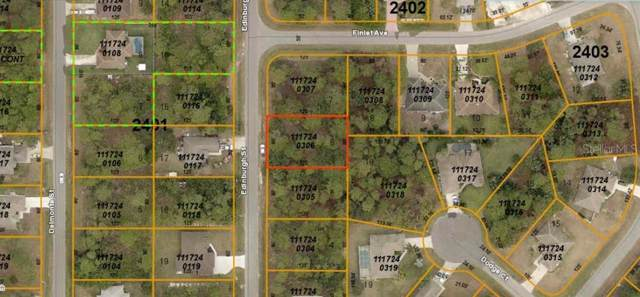 Edinburgh Street, North Port, FL 34288 (MLS #A4441003) :: White Sands Realty Group