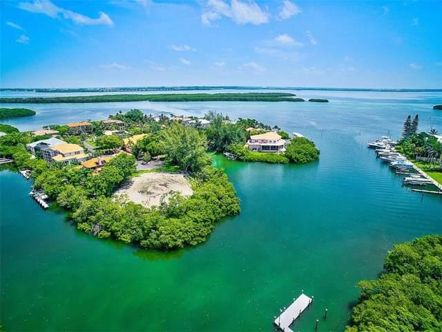 724 Hideaway Bay Lane, Longboat Key, FL 34228 (MLS #A4441068) :: Team Bohannon Keller Williams, Tampa Properties