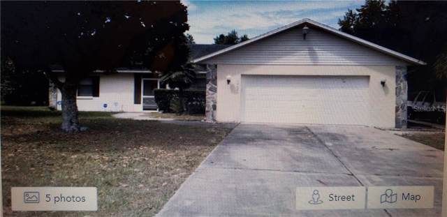 14020 SW 32ND TERRACE Road, Ocala, FL 34473 (MLS #A4441080) :: The Duncan Duo Team