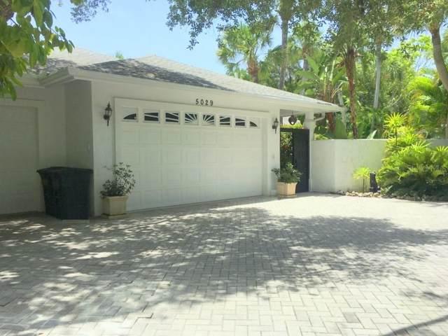 5029 Oxford Drive, Sarasota, FL 34242 (MLS #A4441082) :: Zarghami Group