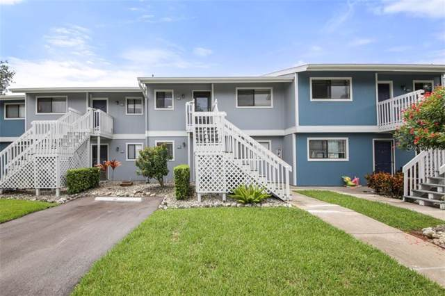 6033 34TH Street W #141, Bradenton, FL 34210 (MLS #A4441087) :: Team Bohannon Keller Williams, Tampa Properties