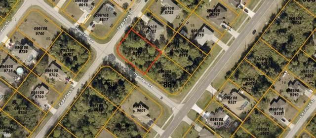 Hamilton Avenue, North Port, FL 34286 (MLS #A4441101) :: Godwin Realty Group