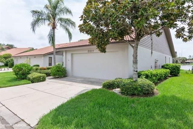 3817 Wilshire Circle W #30, Sarasota, FL 34238 (MLS #A4441124) :: The Duncan Duo Team