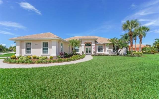 409 Otter Creek Drive, Venice, FL 34292 (MLS #A4441149) :: Griffin Group