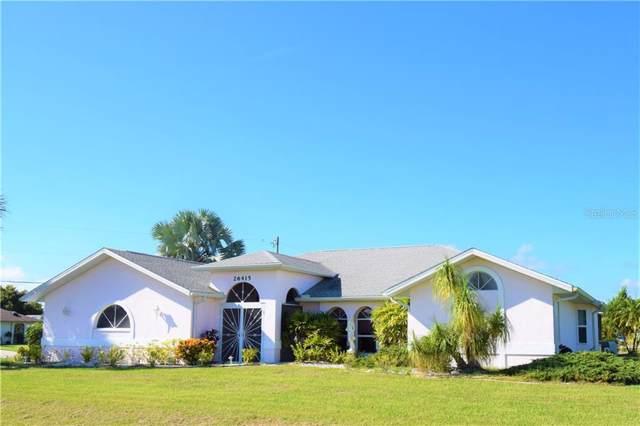 26415 Bridgewater Rd, Punta Gorda, FL 33983 (MLS #A4441206) :: The Light Team