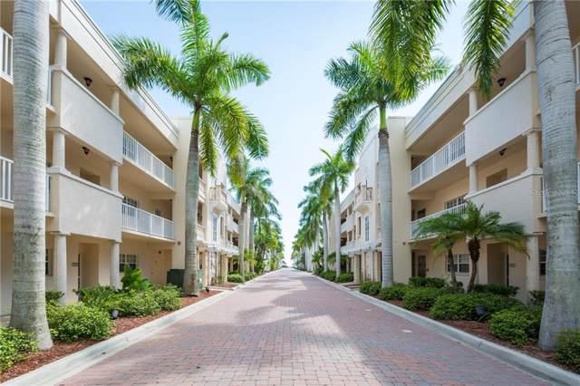 5964 Midnight Pass Road #136, Sarasota, FL 34242 (MLS #A4441226) :: Team Bohannon Keller Williams, Tampa Properties