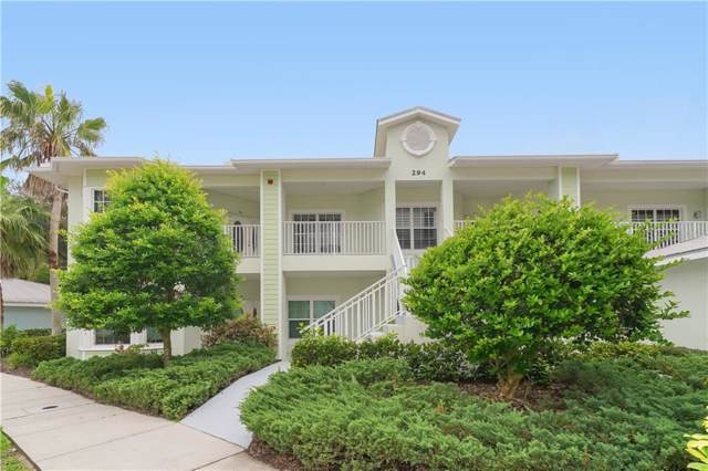 294 Hidden Bay Drive #203, Osprey, FL 34229 (MLS #A4441246) :: White Sands Realty Group