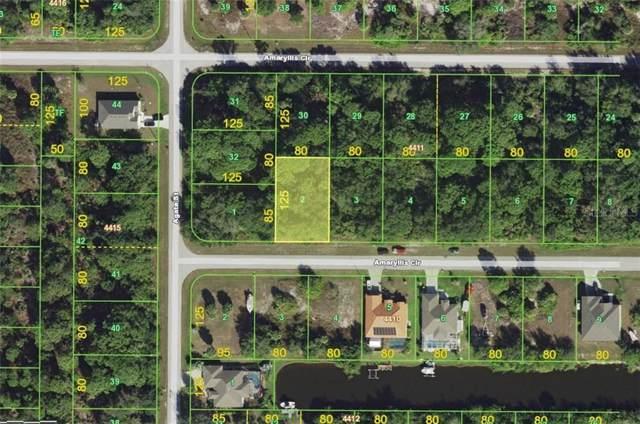 13437 Amaryllis Circle, Port Charlotte, FL 33981 (MLS #A4441397) :: The BRC Group, LLC