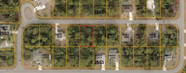 Jonquil Terrace, North Port, FL 34288 (MLS #A4441402) :: White Sands Realty Group