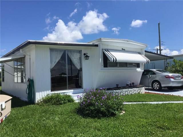 528 Blackburn Boulevard, North Port, FL 34287 (MLS #A4441460) :: White Sands Realty Group
