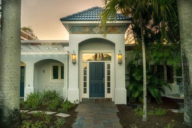 296 Island Circle, Sarasota, FL 34242 (MLS #A4441513) :: Team Bohannon Keller Williams, Tampa Properties
