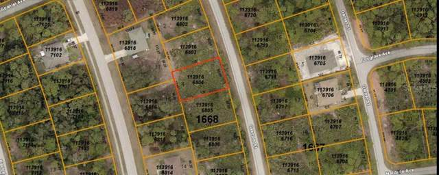 Gascom Street, North Port, FL 34288 (MLS #A4441522) :: Ideal Florida Real Estate