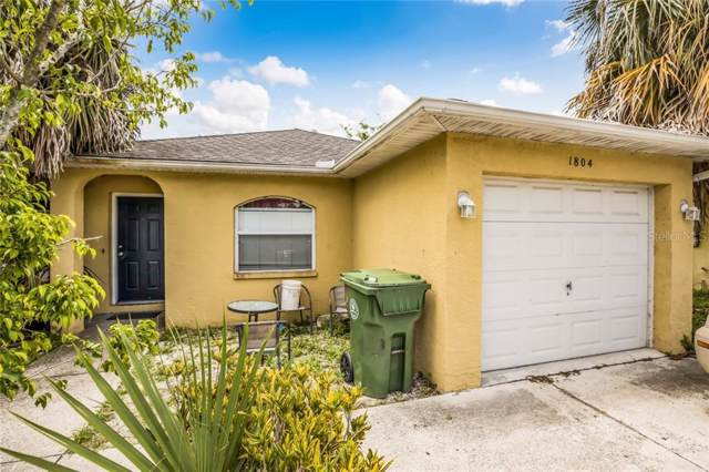 1804 Martin Luther King Avenue E, Bradenton, FL 34208 (MLS #A4441532) :: Griffin Group