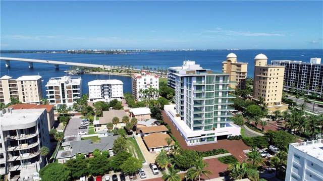 111 Golden Gate Point Ph-801, Sarasota, FL 34236 (MLS #A4441595) :: Zarghami Group