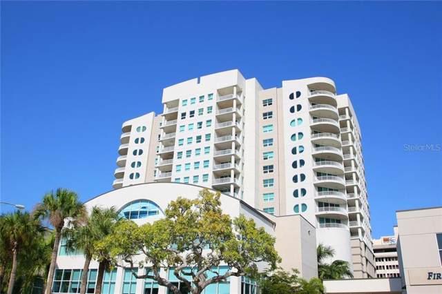 1771 Ringling Boulevard #708, Sarasota, FL 34236 (MLS #A4441642) :: KELLER WILLIAMS ELITE PARTNERS IV REALTY