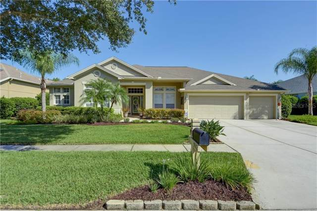 5512 Reflections Boulevard, Lutz, FL 33558 (MLS #A4441663) :: Lockhart & Walseth Team, Realtors