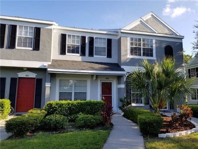459 Countryside Key Boulevard, Oldsmar, FL 34677 (MLS #A4441685) :: White Sands Realty Group