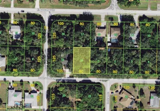 18474 Robinson Avenue, Port Charlotte, FL 33948 (MLS #A4441715) :: Jeff Borham & Associates at Keller Williams Realty