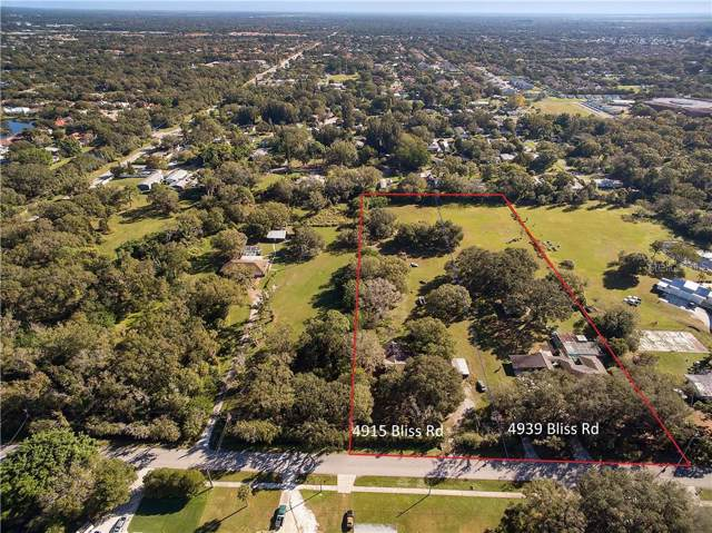 4915 Bliss Road, Sarasota, FL 34233 (MLS #A4441720) :: Burwell Real Estate