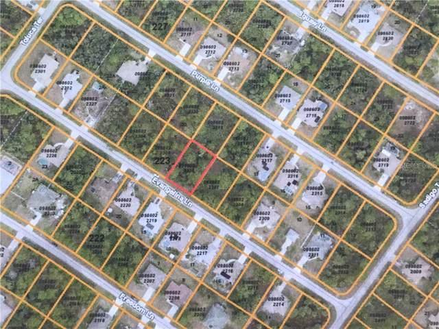 Evangelina Lane, North Port, FL 34286 (MLS #A4441879) :: Sarasota Home Specialists
