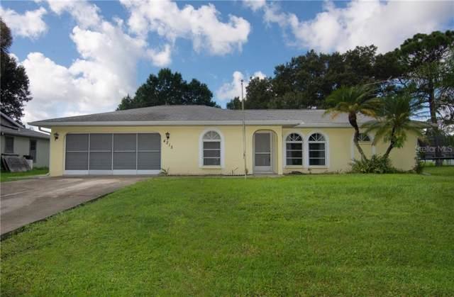 4213 Dekle Avenue, North Port, FL 34286 (MLS #A4442001) :: Cartwright Realty