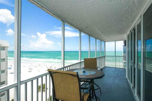 6300 Midnight Pass Road #701, Sarasota, FL 34242 (MLS #A4442128) :: Carmena and Associates Realty Group