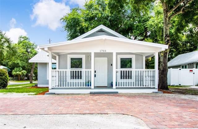 1703 Central Avenue, Sarasota, FL 34234 (MLS #A4442382) :: Team Bohannon Keller Williams, Tampa Properties
