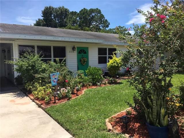 2718 Lynnhurst Street, Sarasota, FL 34239 (MLS #A4442396) :: McConnell and Associates
