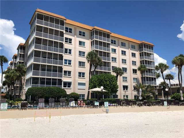 800 Benjamin Franklin Drive #206, Sarasota, FL 34236 (MLS #A4442422) :: Armel Real Estate