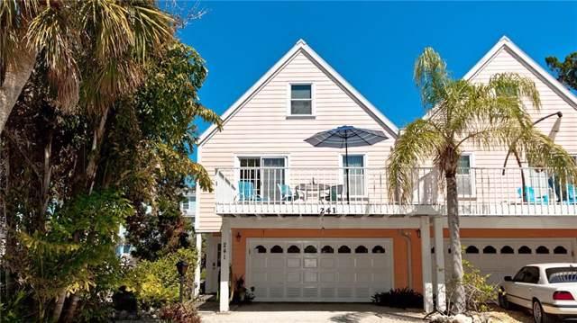 241 64TH Street, Holmes Beach, FL 34217 (MLS #A4442429) :: Delgado Home Team at Keller Williams