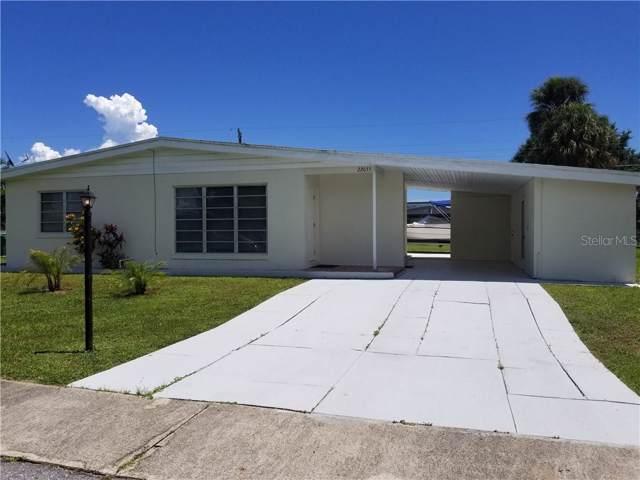 22055 Gatewood Avenue, Port Charlotte, FL 33952 (MLS #A4442464) :: Team 54