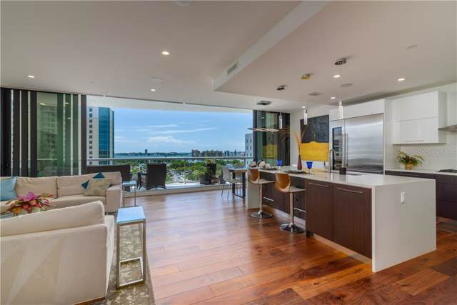 300 S Pineapple Avenue #802, Sarasota, FL 34236 (MLS #A4442516) :: Alpha Equity Team