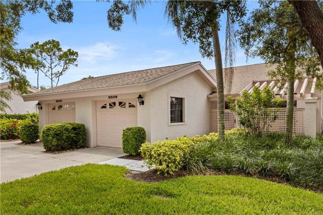 5539 Hampstead Heath #46, Sarasota, FL 34235 (MLS #A4442521) :: Delgado Home Team at Keller Williams