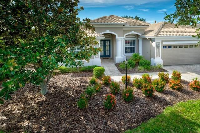 528 Habitat Boulevard, Osprey, FL 34229 (MLS #A4442550) :: The Comerford Group