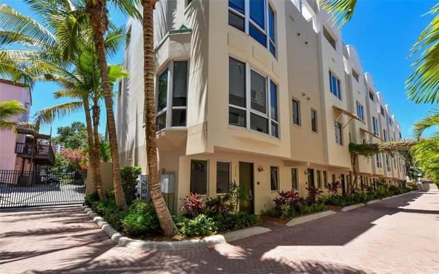 235 Cocoanut Avenue 113C, Sarasota, FL 34236 (MLS #A4442603) :: Delgado Home Team at Keller Williams