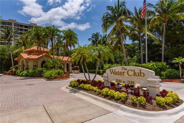 1281 Gulf Of Mexico Drive #406, Longboat Key, FL 34228 (MLS #A4442675) :: The Comerford Group