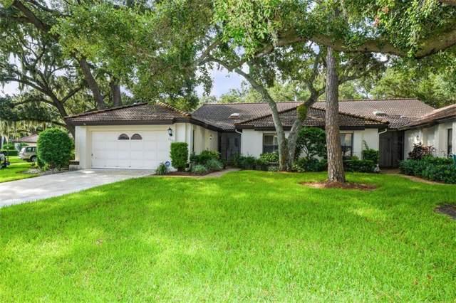 7286 Oak Moss Drive #74, Sarasota, FL 34241 (MLS #A4442745) :: GO Realty