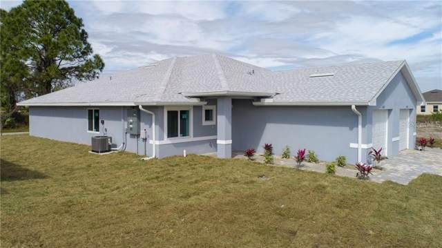 8543 Agate Street, Port Charlotte, FL 33981 (MLS #A4442755) :: The BRC Group, LLC