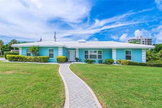 1150 Bogey Lane, Longboat Key, FL 34228 (MLS #A4442777) :: Team Bohannon Keller Williams, Tampa Properties