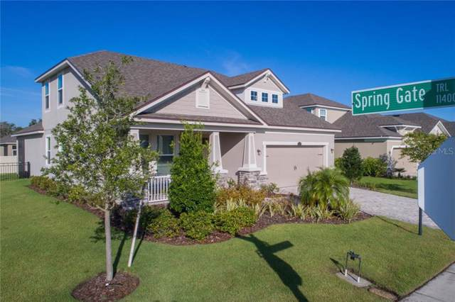 11203 Spring Gate Trail, Bradenton, FL 34211 (MLS #A4442828) :: Medway Realty