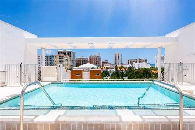 1350 5TH Street #204, Sarasota, FL 34236 (MLS #A4442837) :: The Duncan Duo Team