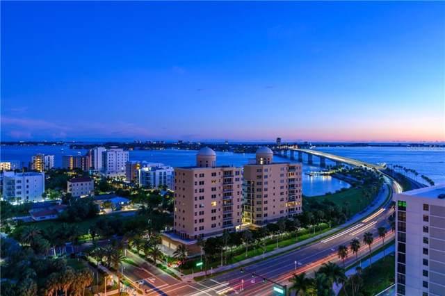 35 Watergate Drive #1502, Sarasota, FL 34236 (MLS #A4442848) :: Armel Real Estate