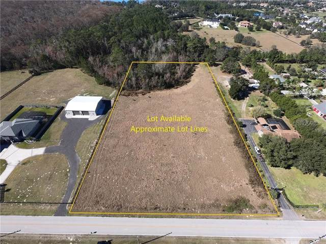 0 Lake Mills Road, Chuluota, FL 32766 (MLS #A4442979) :: Cartwright Realty